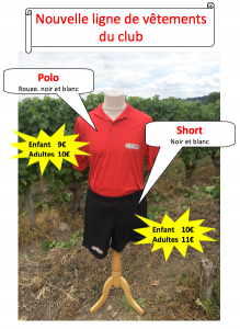 Offre Polo Short